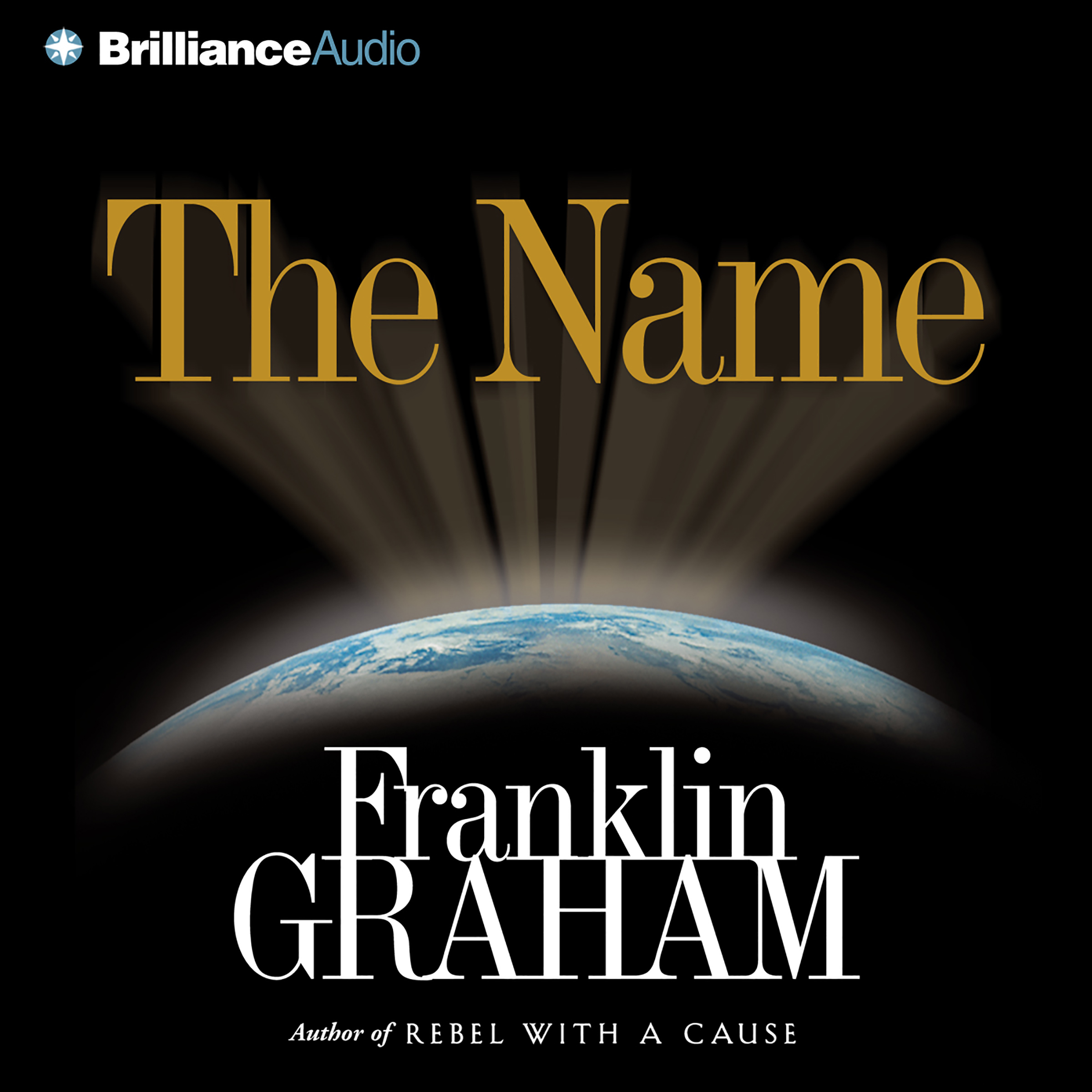 Printable The Name Audiobook Cover Art