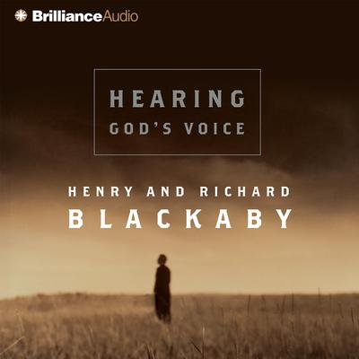 Hearing Gods Voice Audiobook, by Henry Blackaby