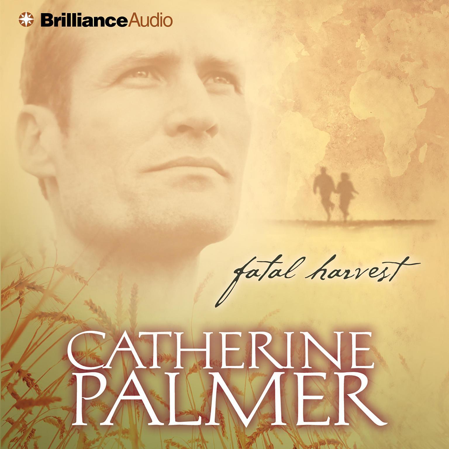 Printable Fatal Harvest Audiobook Cover Art