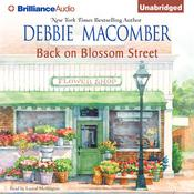 Back on Blossom Street Audiobook, by Debbie Macomber