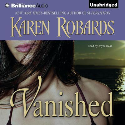 Vanished Audiobook, by Karen Robards
