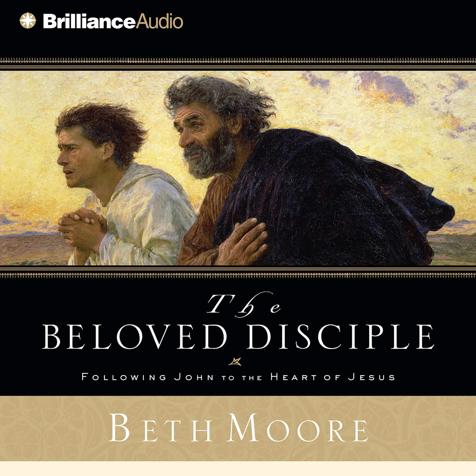 Printable The Beloved Disciple: Following John to the Heart of Jesus Audiobook Cover Art