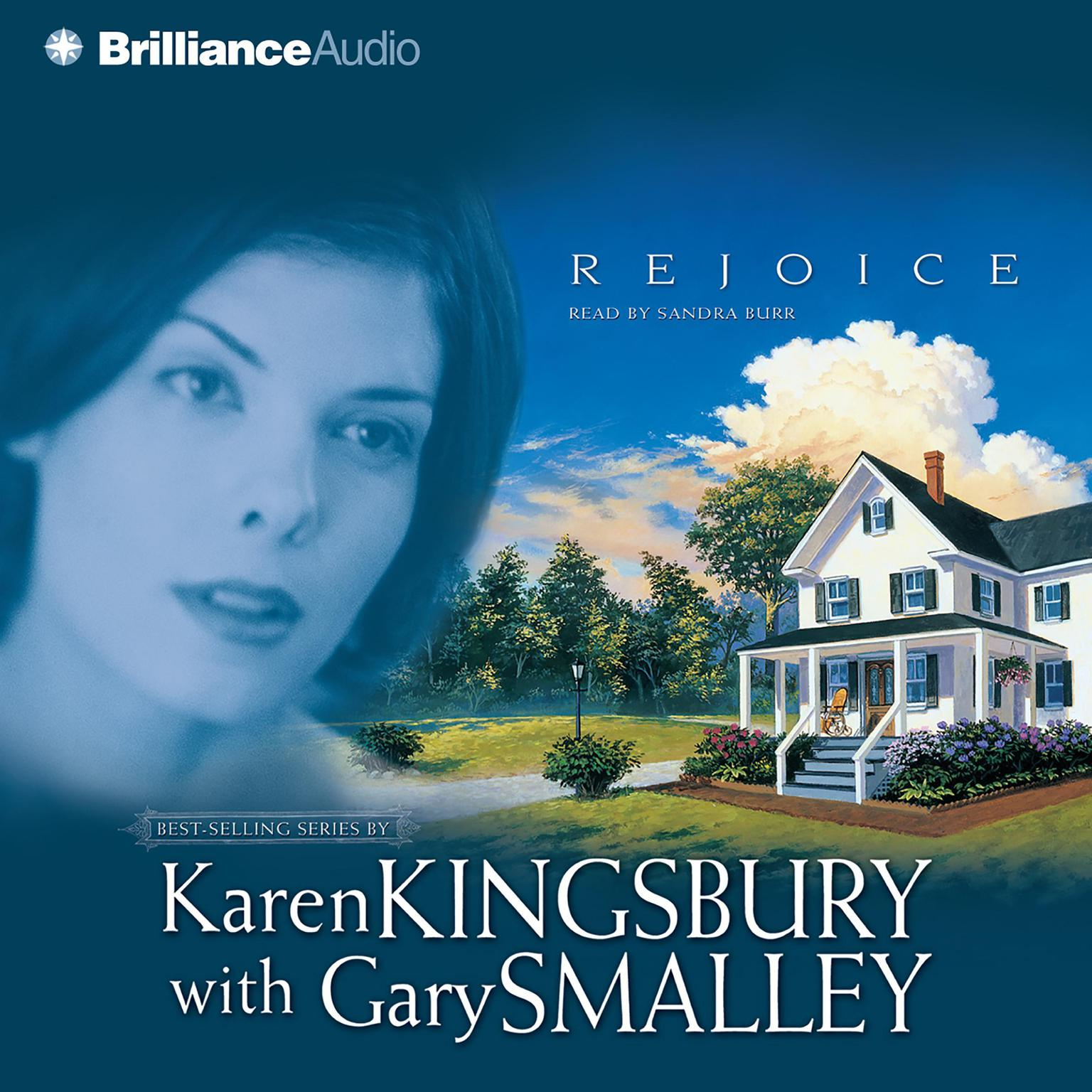 Printable Rejoice Audiobook Cover Art