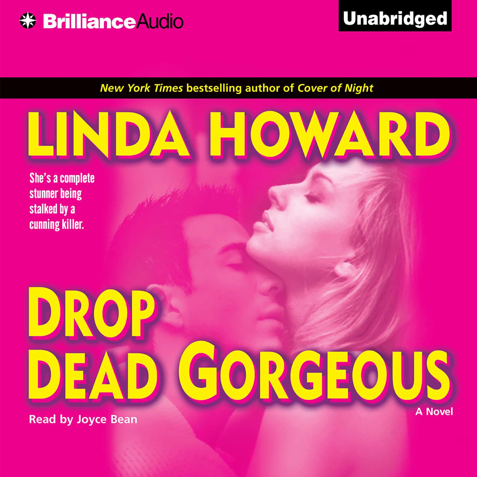 Printable Drop Dead Gorgeous Audiobook Cover Art