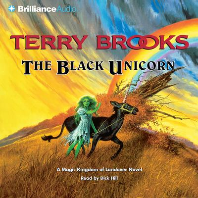The Black Unicorn Audiobook, by Terry Brooks