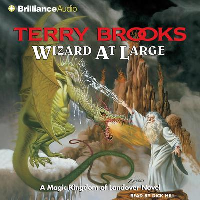 Wizard at Large Audiobook, by Terry Brooks