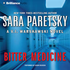Bitter Medicine Audiobook, by Sara Paretsky