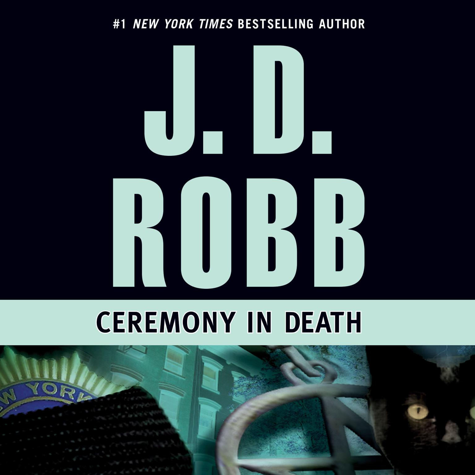 Printable Ceremony in Death Audiobook Cover Art