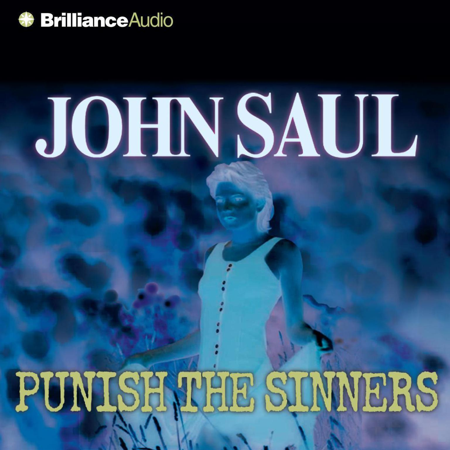 Printable Punish the Sinners Audiobook Cover Art