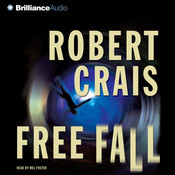 Free Fall Audiobook, by Robert Crais