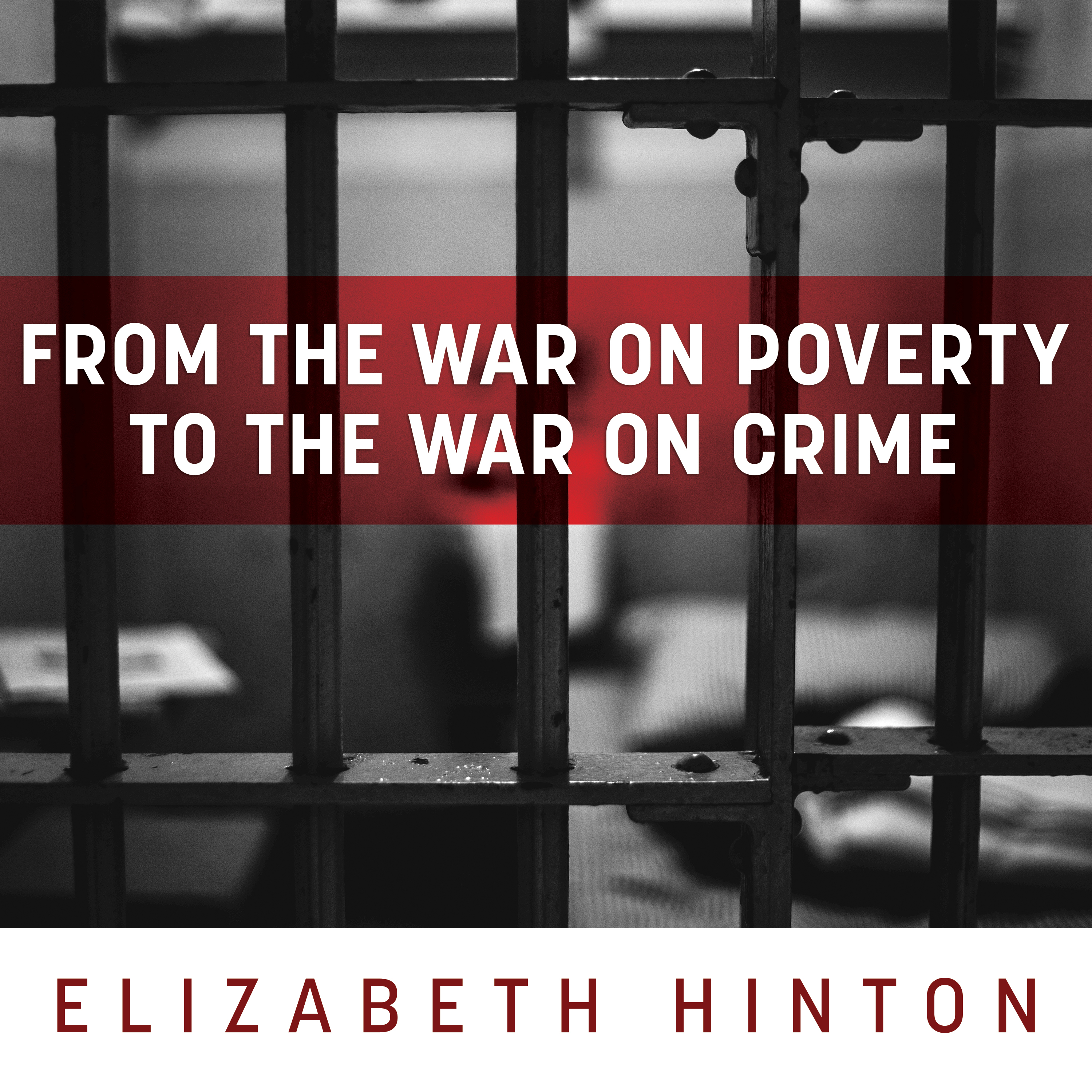 Printable From the War on Poverty to the War on Crime: The Making of Mass Incarceration in America Audiobook Cover Art