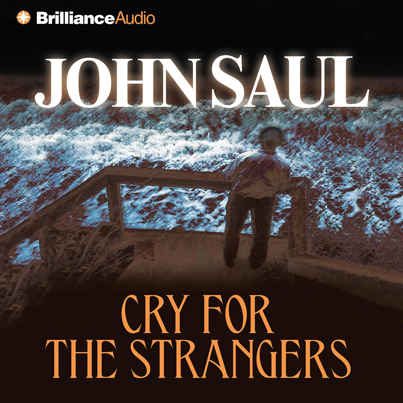 Printable Cry for the Strangers Audiobook Cover Art