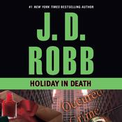 Holiday in Death Audiobook, by J. D. Robb