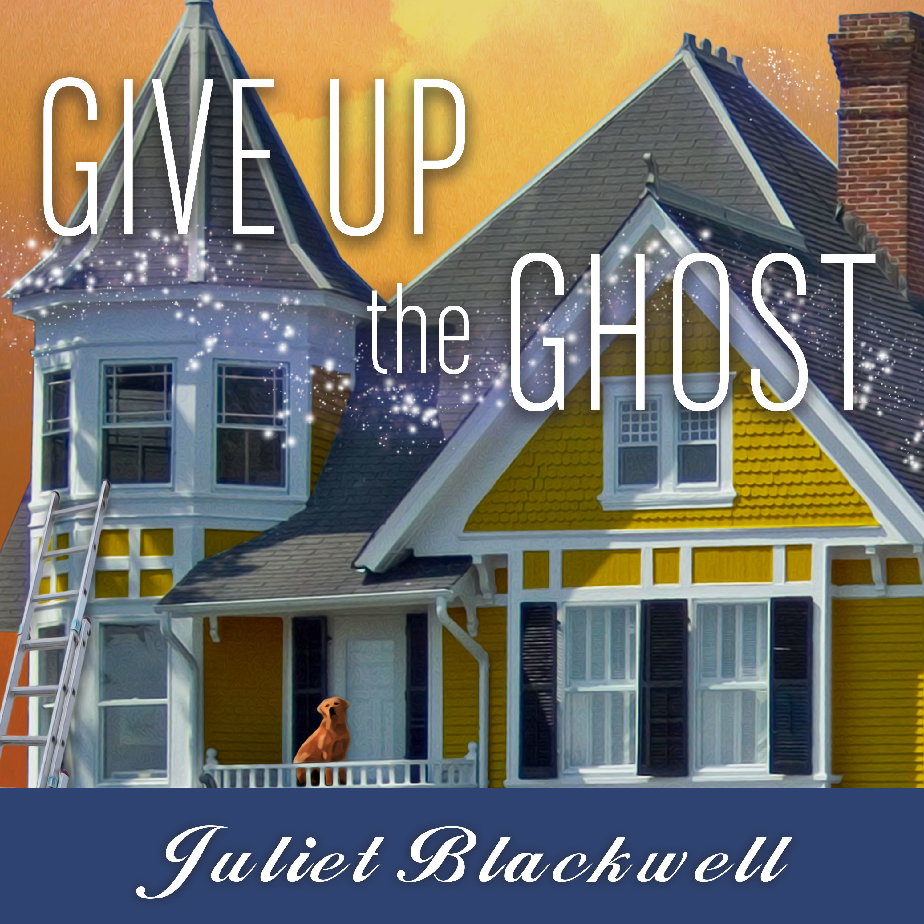 Printable Give Up the Ghost Audiobook Cover Art