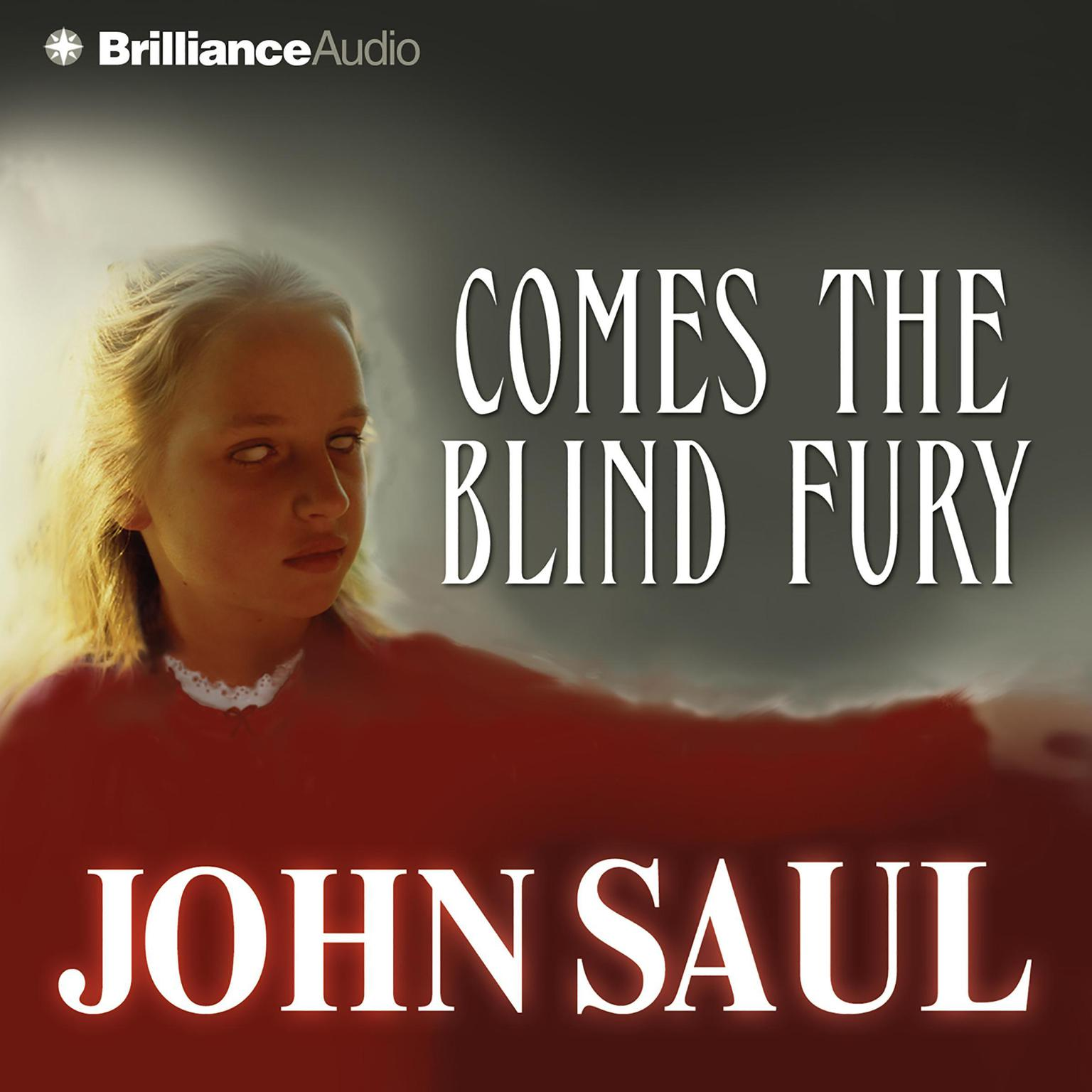 Printable Comes the Blind Fury Audiobook Cover Art