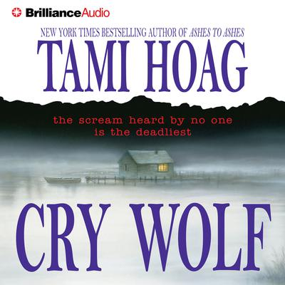 Cry Wolf Audiobook, by Tami Hoag