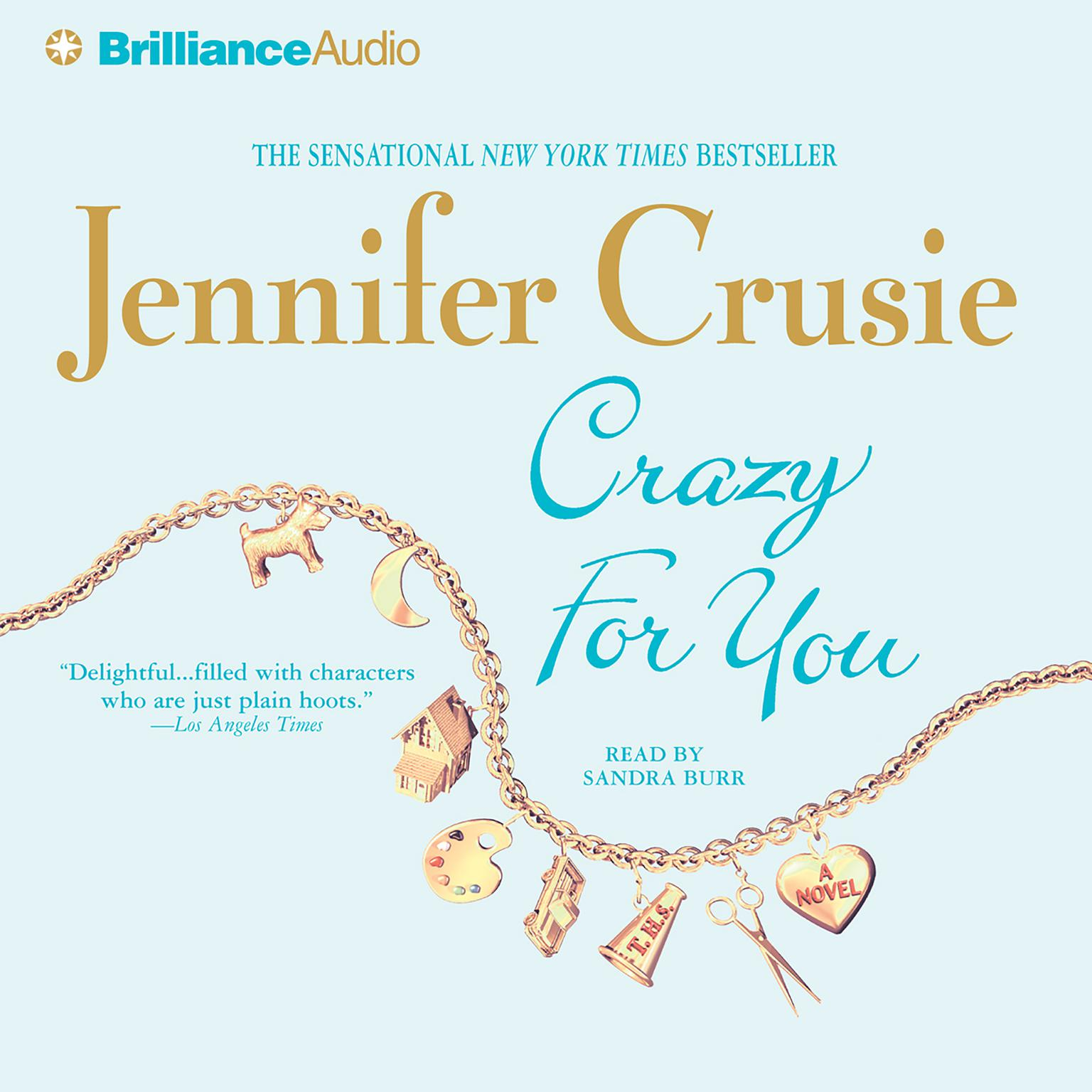 Printable Crazy For You Audiobook Cover Art