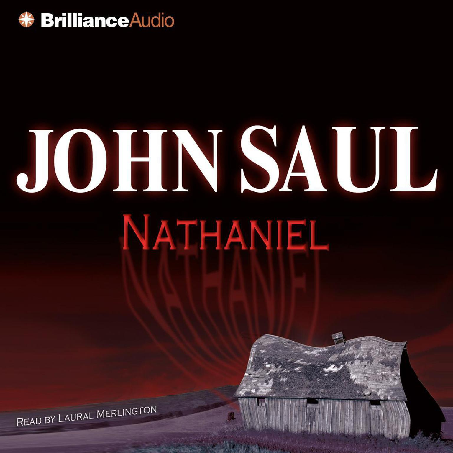 Printable Nathaniel Audiobook Cover Art