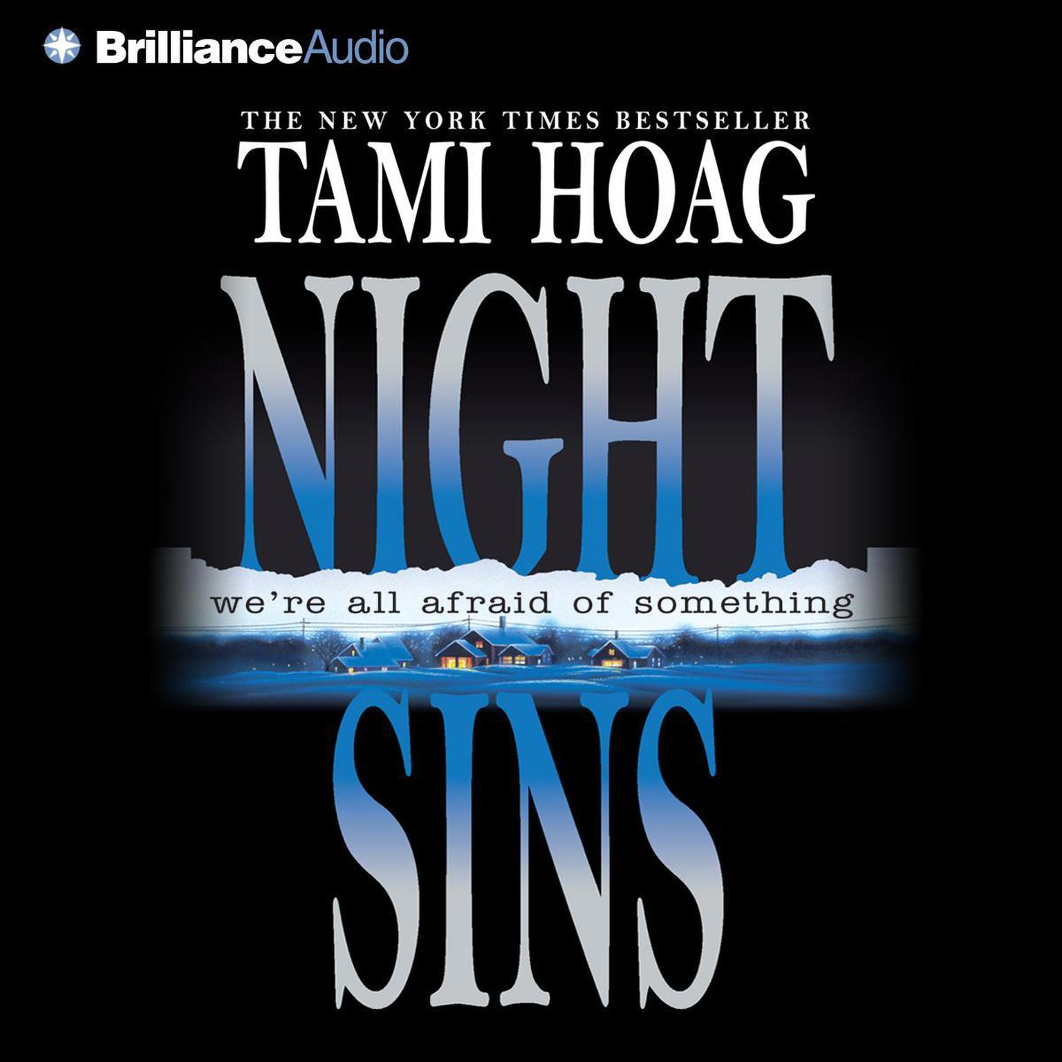 Printable Night Sins Audiobook Cover Art