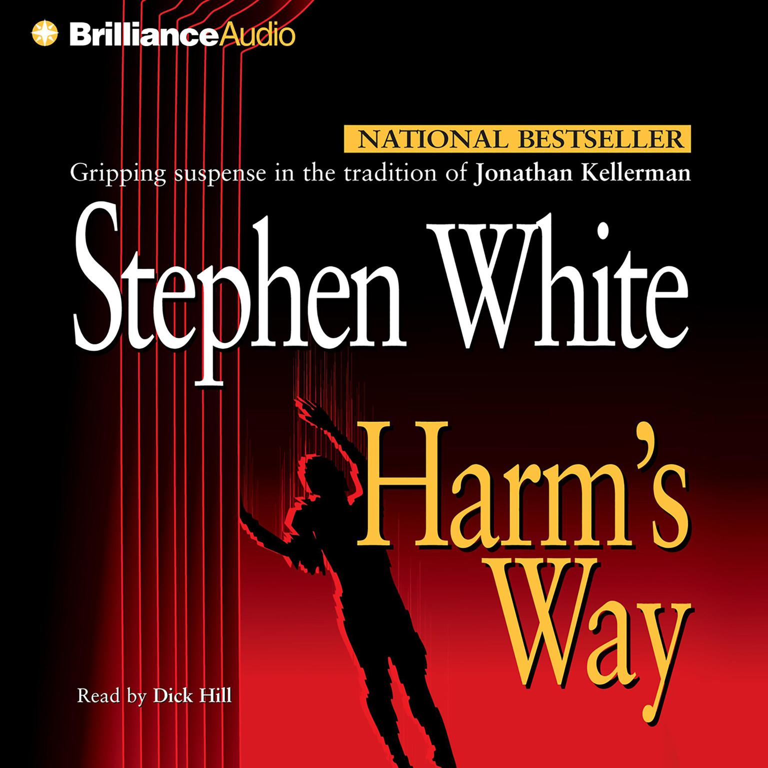 Printable Harm's Way Audiobook Cover Art