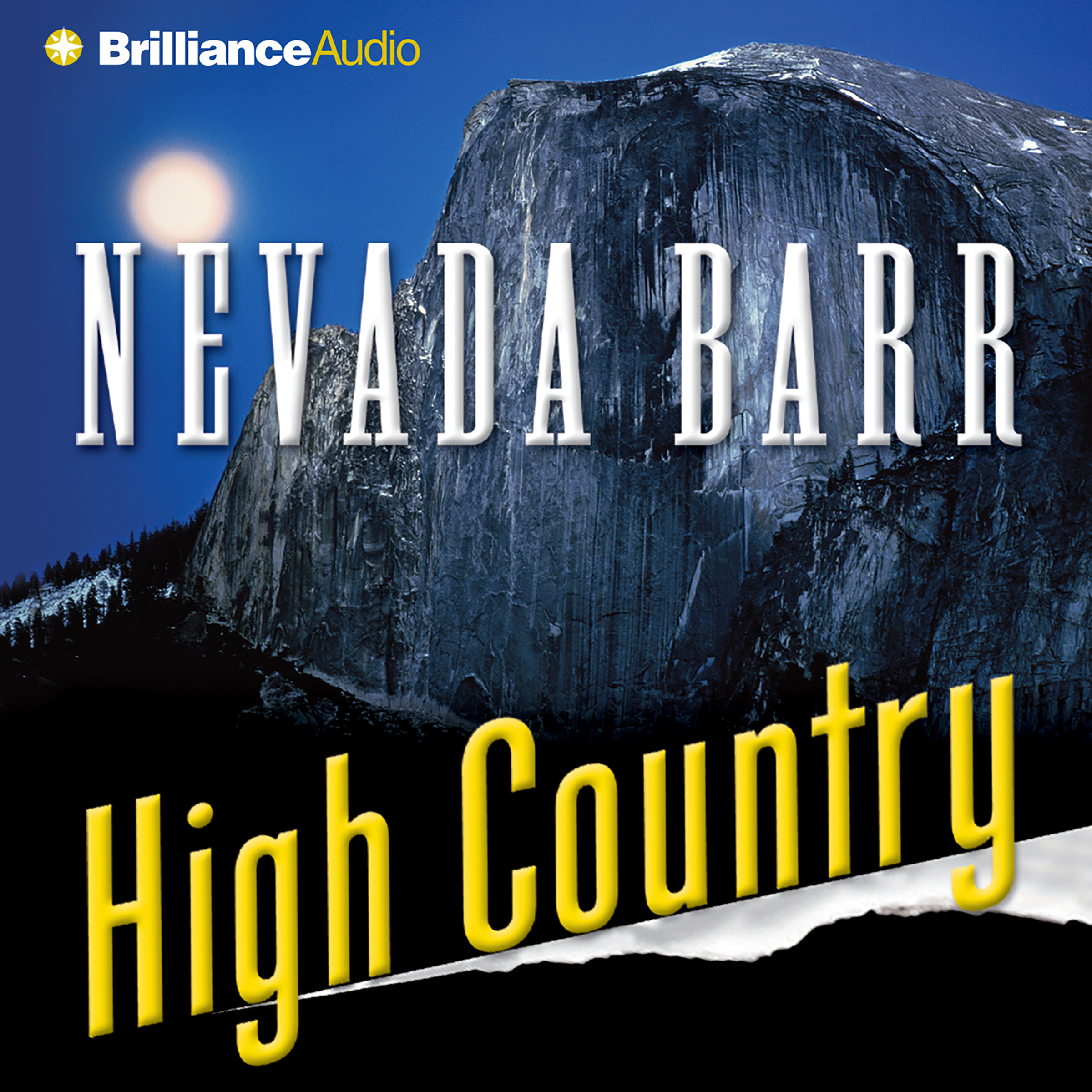 Printable High Country (Abridged) Audiobook Cover Art