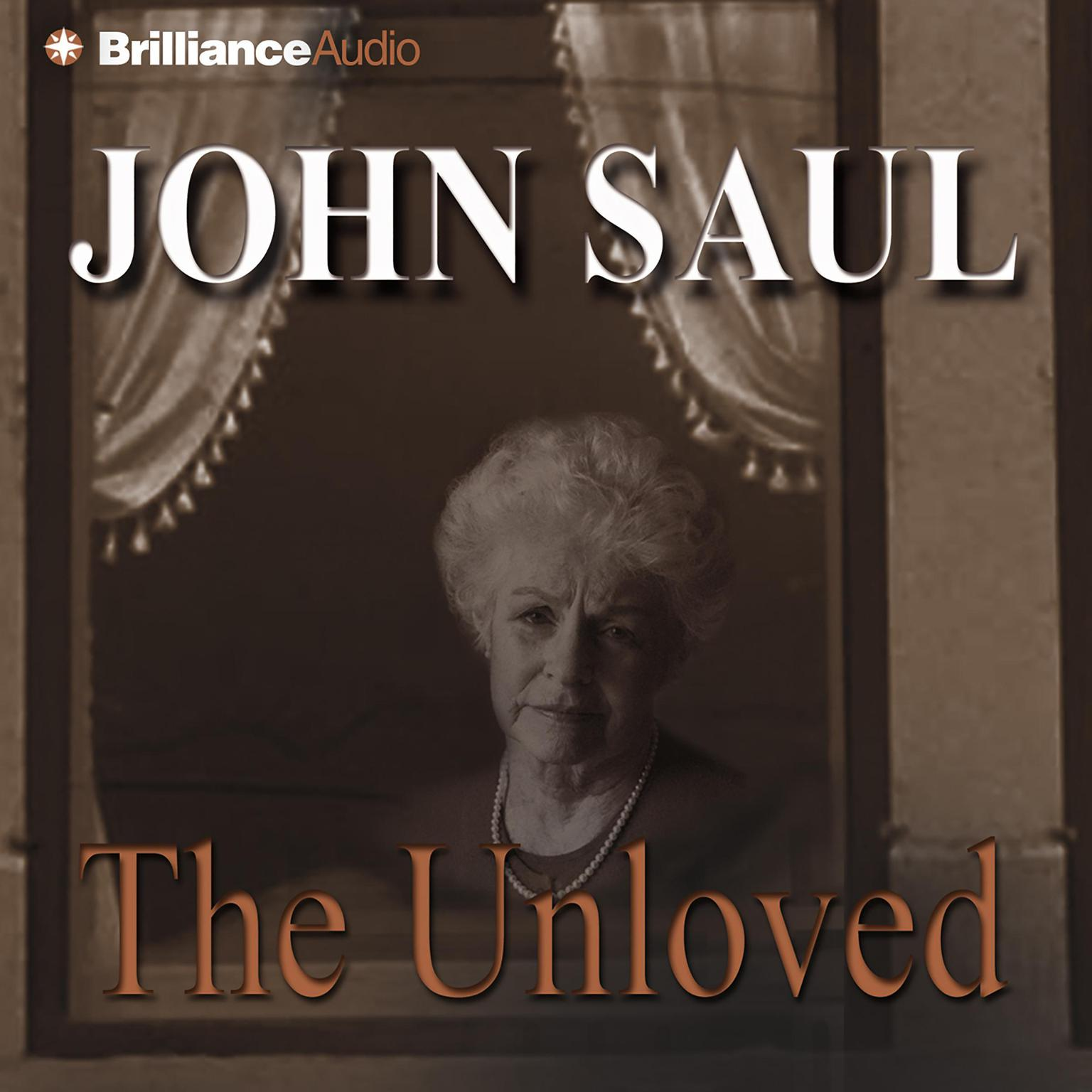 Printable The Unloved Audiobook Cover Art