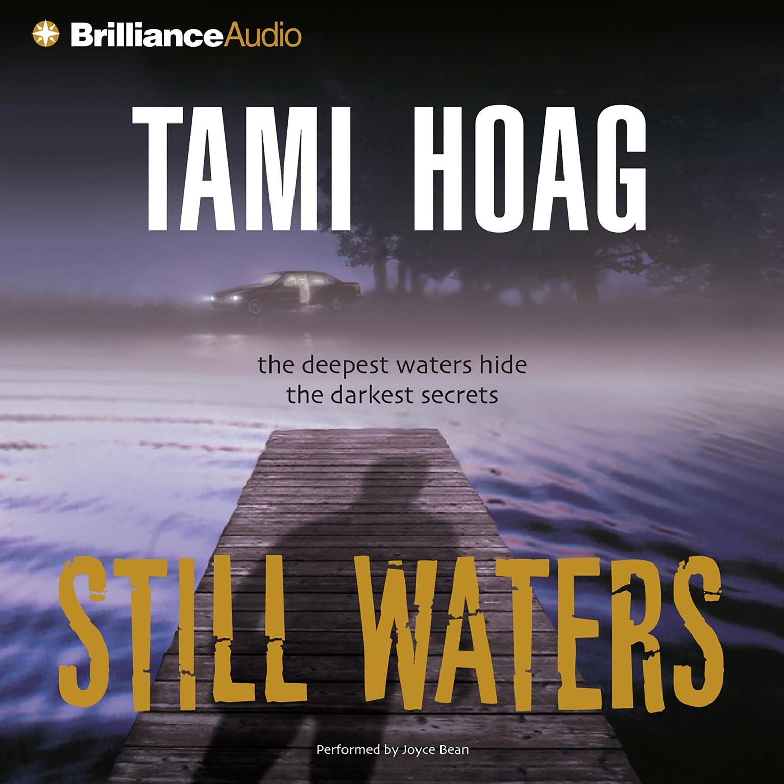 Printable Still Waters Audiobook Cover Art