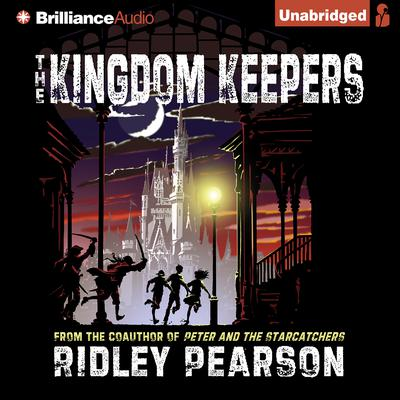 The Kingdom Keepers: Disney after Dark Audiobook, by Ridley Pearson