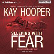 Sleeping with Fear Audiobook, by Kay Hooper