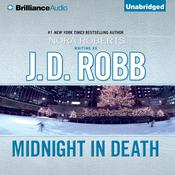 Midnight in Death Audiobook, by J. D. Robb