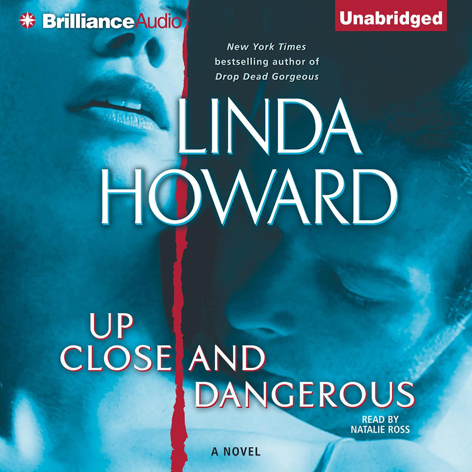 Printable Up Close and Dangerous: A Novel Audiobook Cover Art