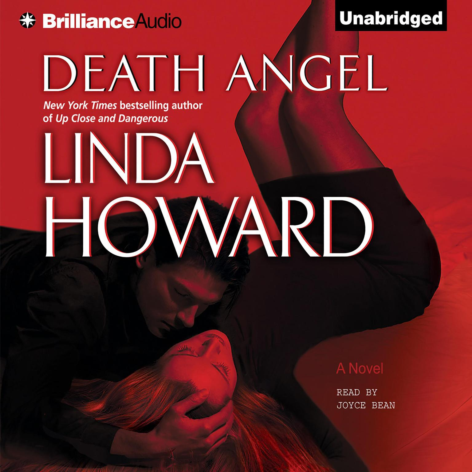 Printable Death Angel Audiobook Cover Art