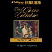 The Age of Innocence, by Edith Wharton, Edith Wharton