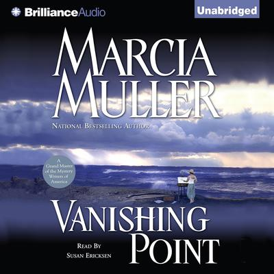 Vanishing Point Audiobook, by Marcia Muller