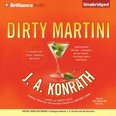 Dirty Martini Audiobook, by J. A. Konrath