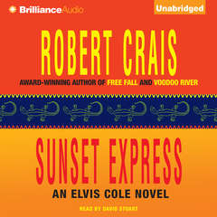 Sunset Express Audiobook, by Robert Crais