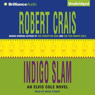 Indigo Slam Audiobook, by Robert Crais