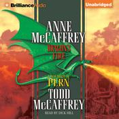 Dragons Fire Audiobook, by Anne McCaffrey, Todd McCaffrey