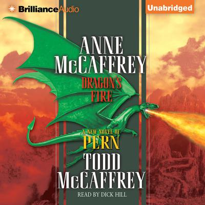 Dragons Fire Audiobook, by Anne McCaffrey