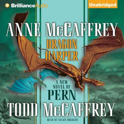 Dragon Harper Audiobook, by Anne McCaffrey