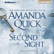 Second Sight Audiobook, by Jayne Ann Krentz, Amanda Quick