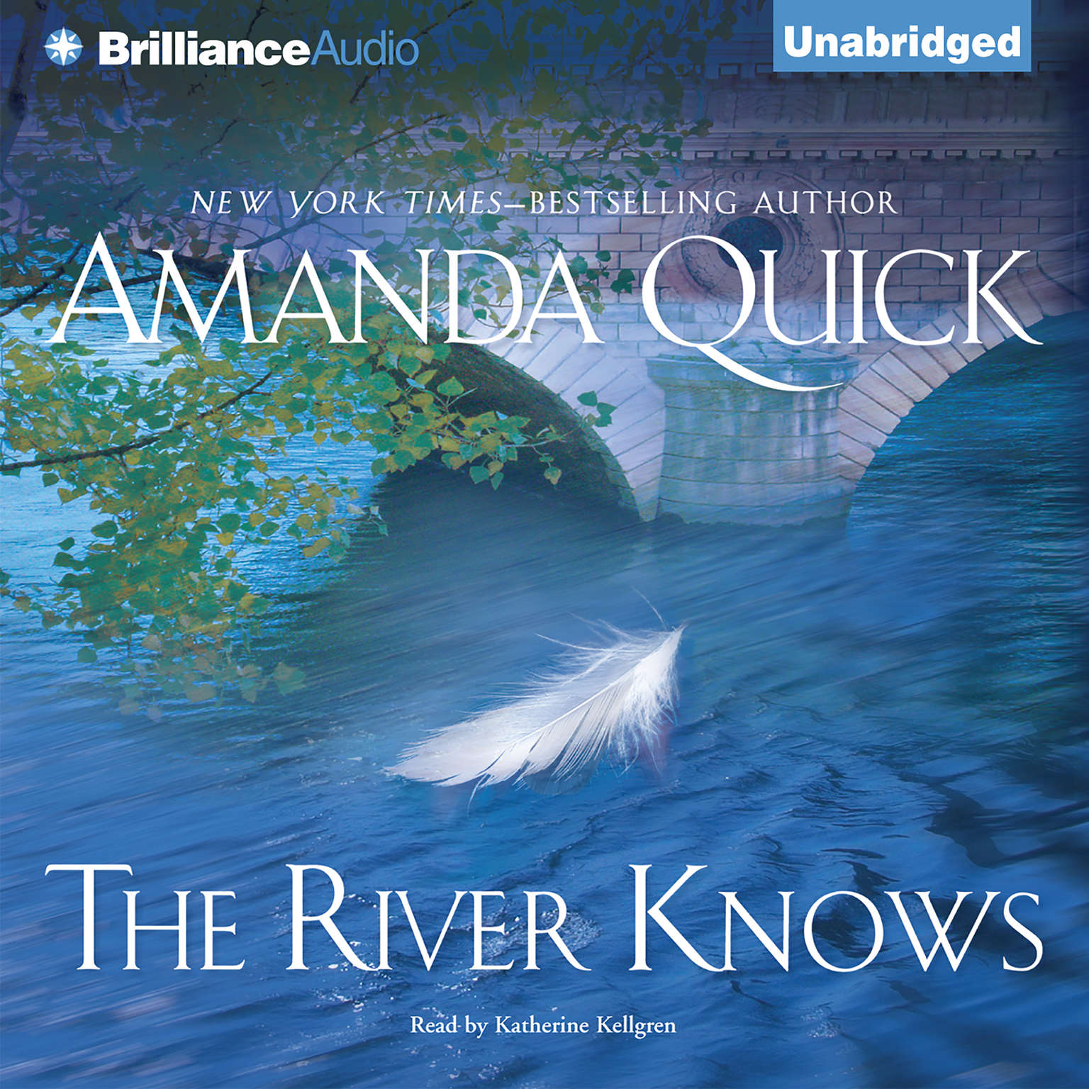 Printable The River Knows Audiobook Cover Art