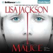 Malice Audiobook, by Lisa Jackson