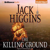 The Killing Ground, by Jack Higgins