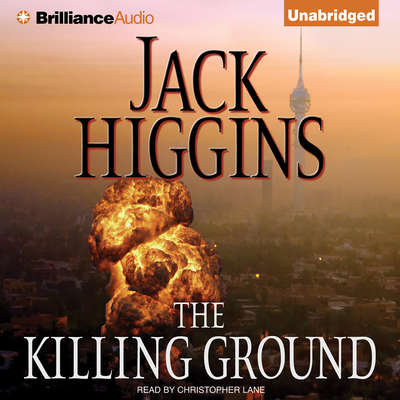 The Killing Ground Audiobook, by Jack Higgins