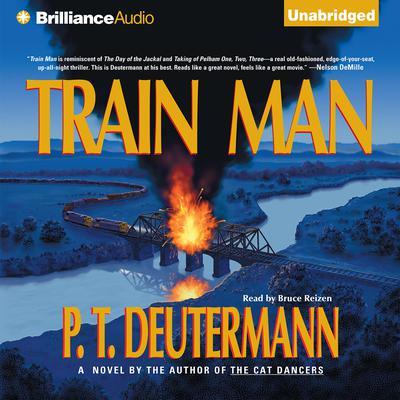 Train Man Audiobook, by P. T. Deutermann