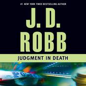 Judgment in Death, by J. D. Robb