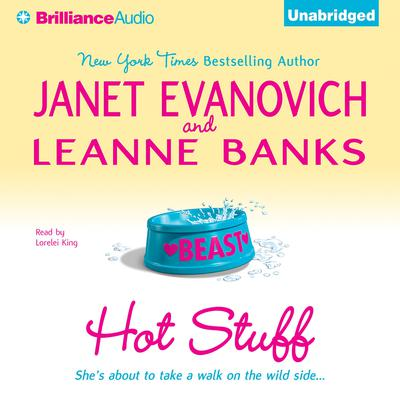 Hot Stuff Audiobook, by Janet Evanovich