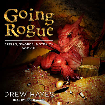 Going Rogue Audiobook, by Drew Hayes