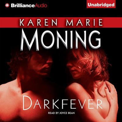 Darkfever Audiobook, by Karen Marie Moning
